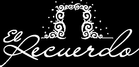 El Recuerdo - Logo